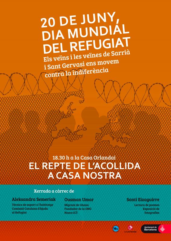 Dia dels Refugiats 2017